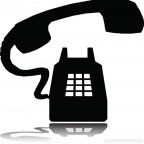 Hospitality sales phone ringing