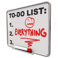 hotel sales managers use a to-do list